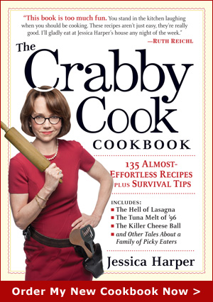 Order My New Cookbook Now >