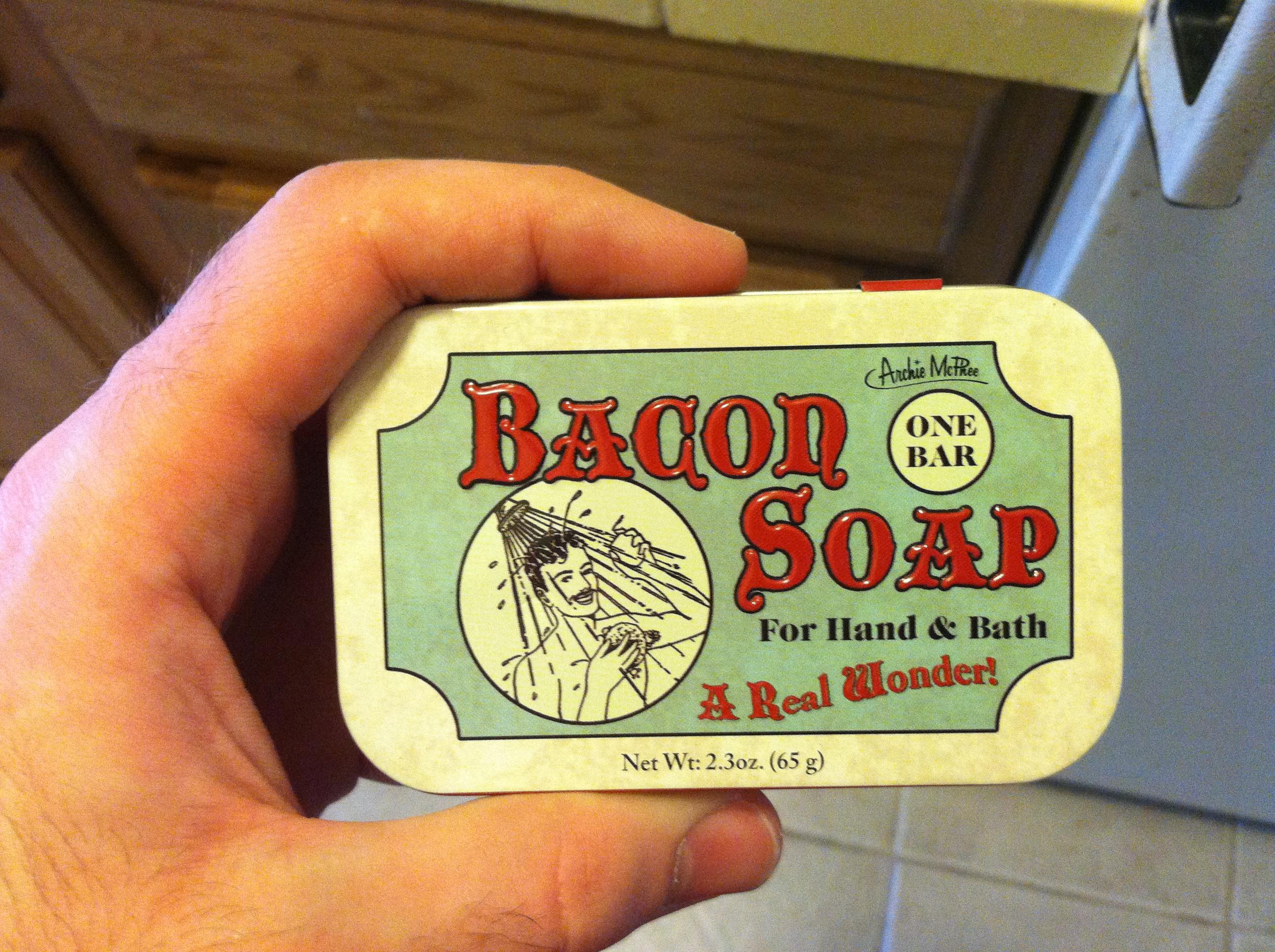 BaconSoapphoto